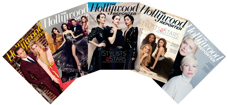 the hollywood reporter x bellable