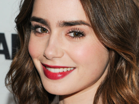 lily collins x bellable