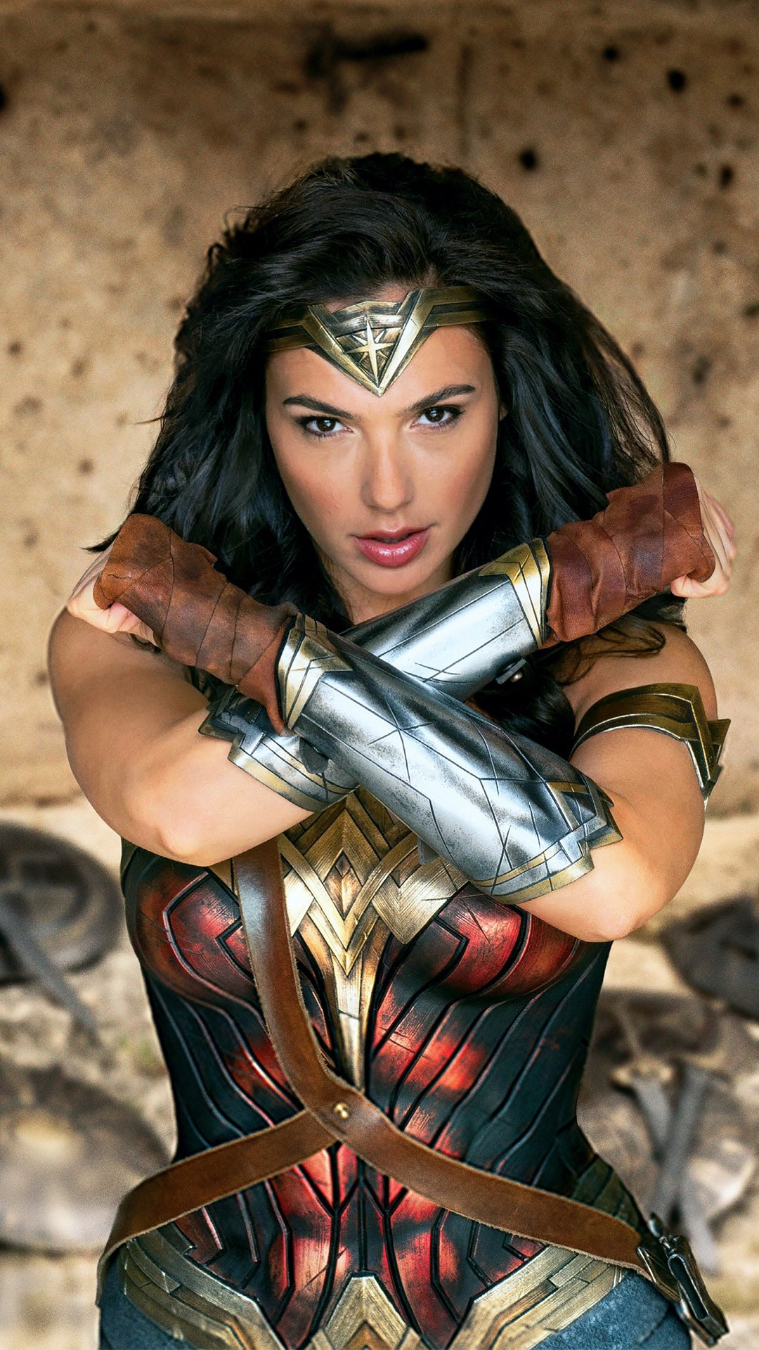 Gal Gadot As Wonder Woman Bellable